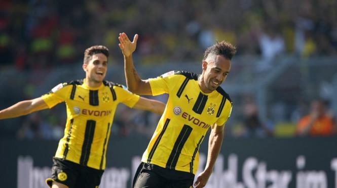 דורטמונד מנצחת את לייפציג 0:1