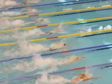 תומר פרנקל זכה בזהב באליפות אירופה בשחיה