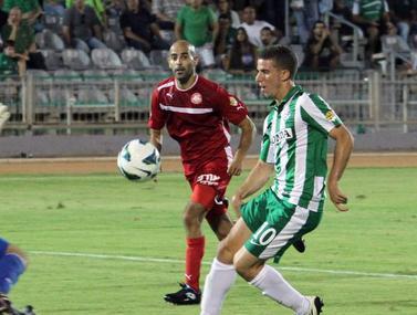 ורד מבטיח את ניצחון הבכורה של חיפה