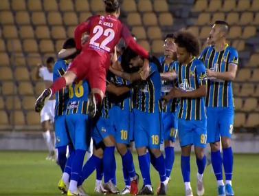 שער נדיר מהליגה השלישית בפורטוגל
