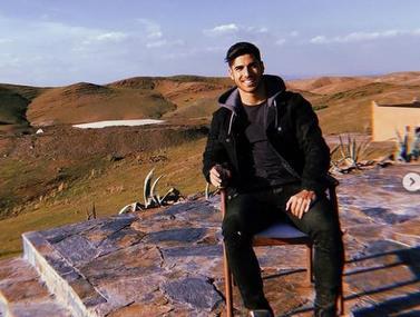 השחקן הפצוע של ריאל מדריד נופש במרוקו