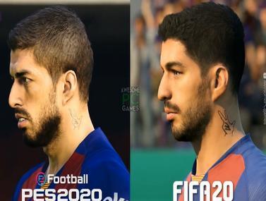 פיפא מול פרו: השוואות של שחקני ברצלונה