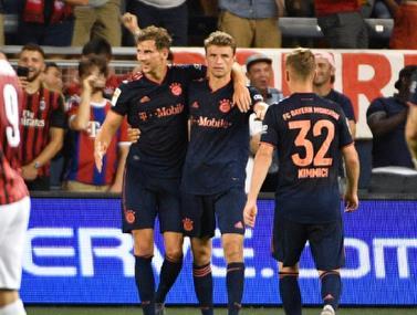 גביע האלופות: 0:1 לבאיירן מינכן על מילאן