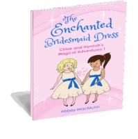 The Enchanted Bridesmaid Dress
