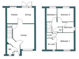 3 Bed Semi-Detached House, Buttercream Close, PE2