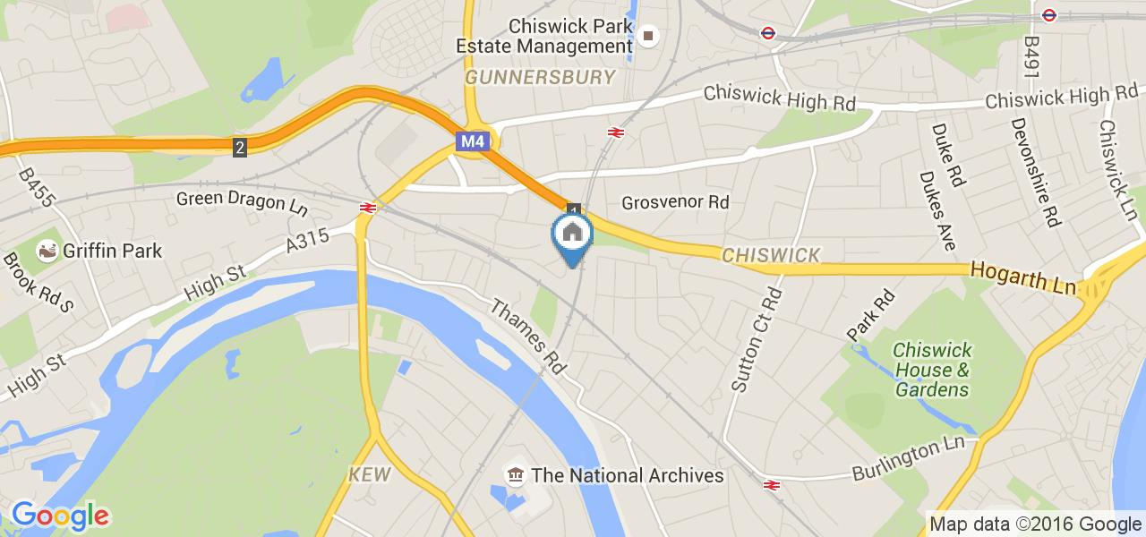 London - 4 Bed Flat, Chiswick Village, W4 - To Rent Now ...