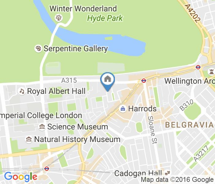 1 Bed Flat, Trevor Place, SW7