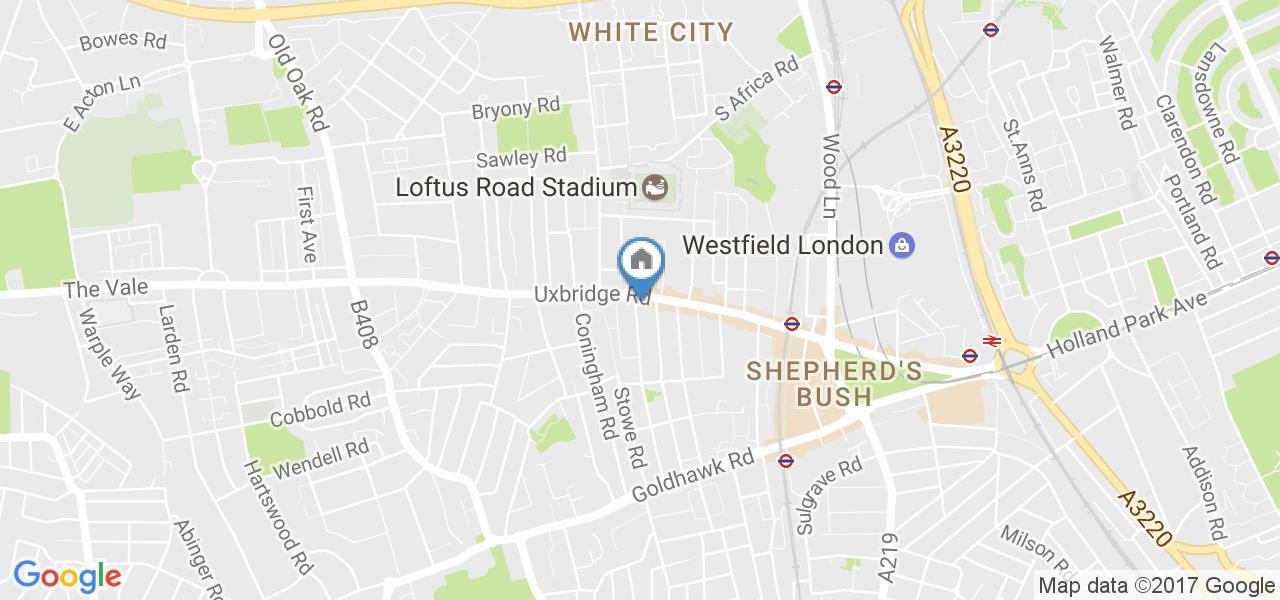London Studio Flat Shepherds Bush W12 To Rent Now