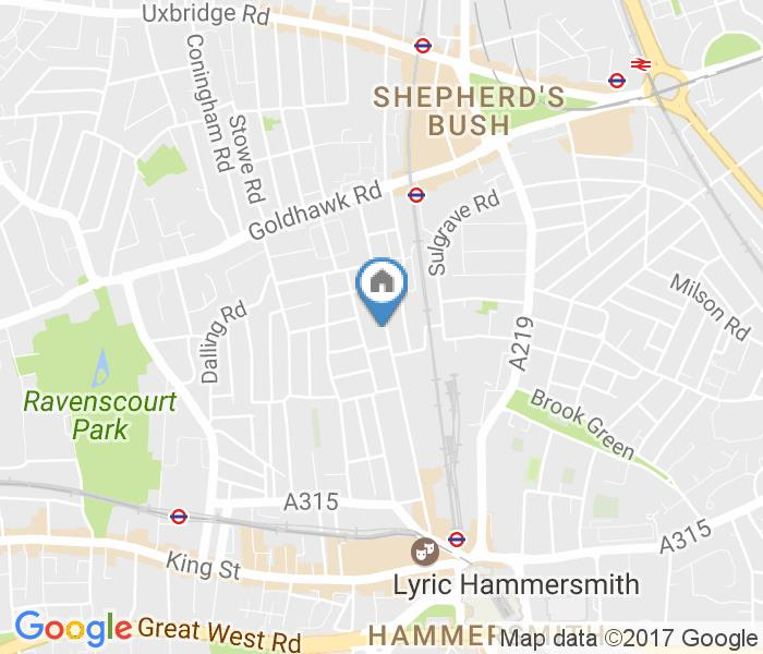 2 Bed Flat, Hammersmith Grove, W6