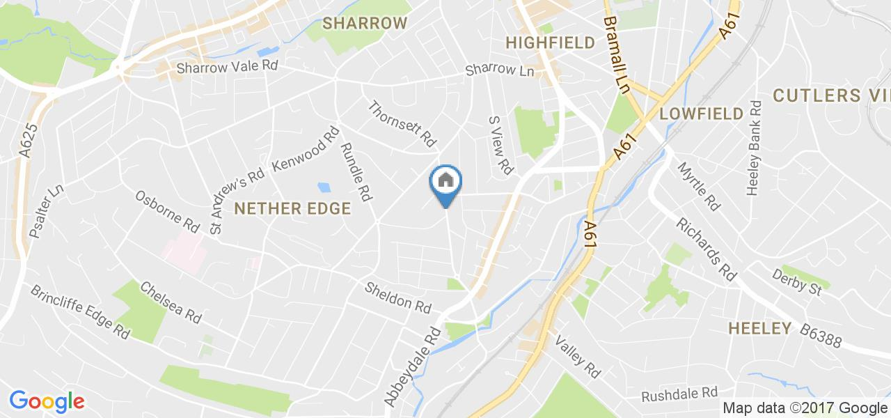 Sheffield 1 Bed Flat Wostenholm Road S7 To Rent Now For 163 500 00 P M