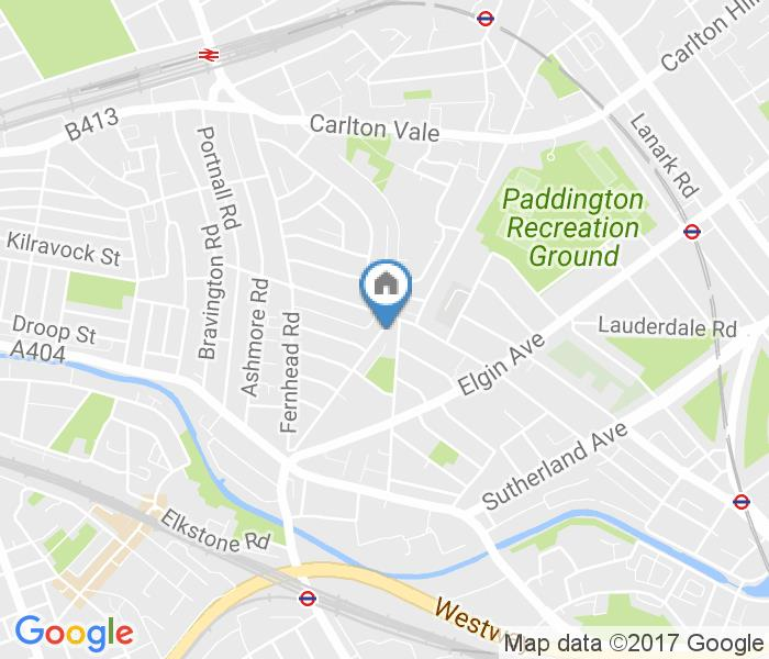 2 Bed Flat, Walterton Road, W9