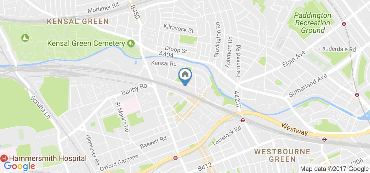1 Bed Flat, Southern Row, W10