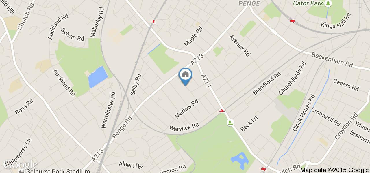 London 2 Bed Flat Samos Road SE20 To Rent Now for 150000 pm