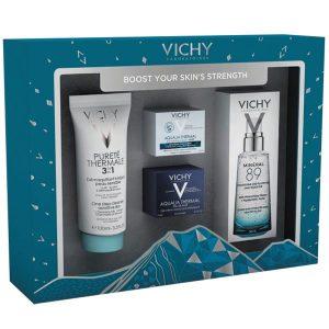 Vichy Mineral 89 Gift Set
