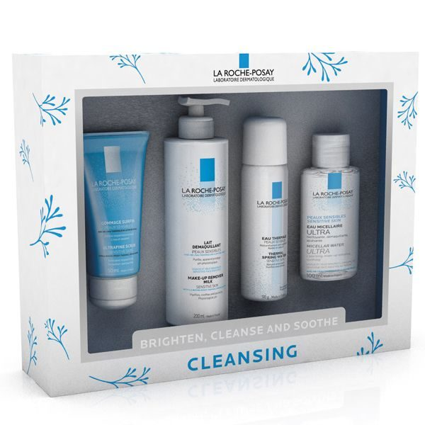 La Roche-Posay Cleansing Gift Set
