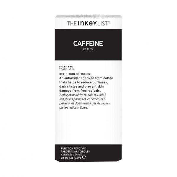 The Inkey List Caffeine Serum Eye Face (15ml)