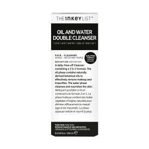 Inkey List Oil & water Cleanser