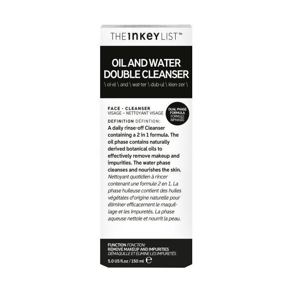 Inkey List Oil & water Cleanser
