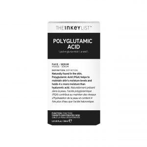 The Inkey List Polyglutamic acid Box
