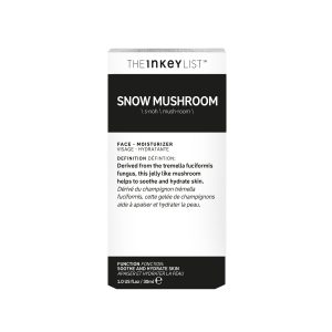 The Inkey List Snow Mushroom Package