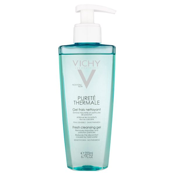 Vichy Pureté Thermale Fresh Cleansing Gel 200ml