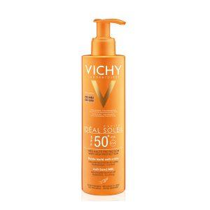 Vichy Idéal Soleil Anti-Sand SPF 50 Pump 200ml