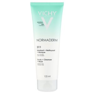 Vichy Normaderm 3 In 1 Cleanser 125ml