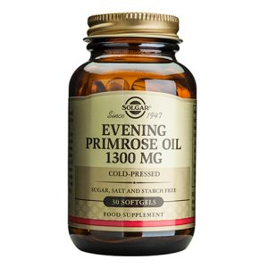 Solgar Evening Primrose Oil 1300mg Softgels (30)