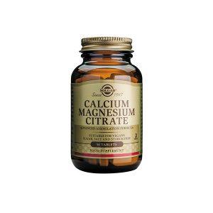 Solgar Calcium Magnesium Citrate – (50) Tablets