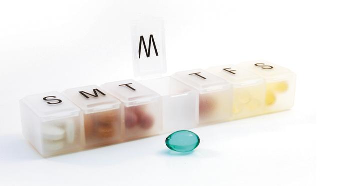Blister Pack Medication Pharmhealth Pharmacy