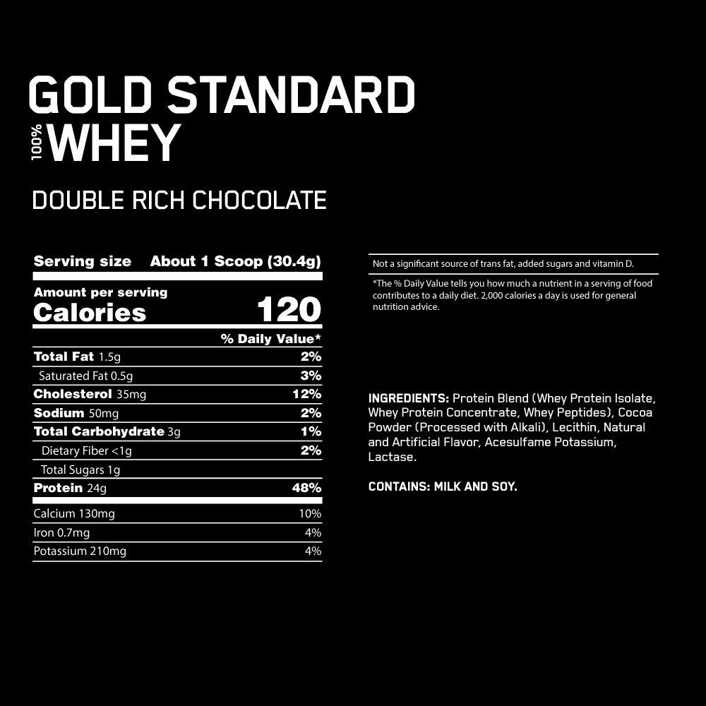 Optimum Nutrition Gold Standard 100% Whey Pharmhealth Pharmacy
