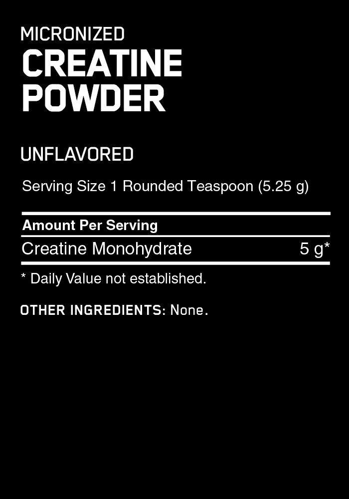Optimum Nutrition Creatine Powder 330gm Pharmhealth Pharmacy