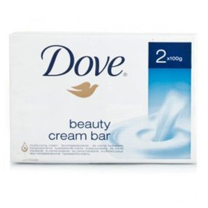 Dove Bar Soap Regular Twin Pack (2 x 100g)
