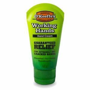 O'Keeffe's working hands cream 60g tube