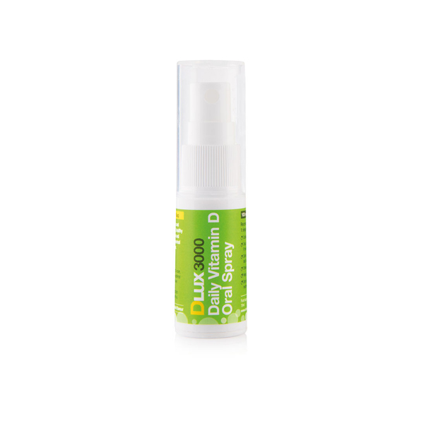 BetterYou Dlux 3000 Vitamin D Oral Spray (15ml)