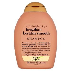 OGX Brazilian Keratin Therapy Shampoo (385ml)