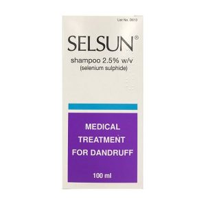 Selsun Anti Dandruff Shampoo (100ml)