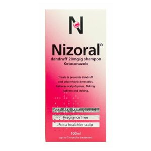 Nizoral Shampoo Anti-Dandruff (60ml)