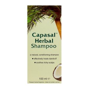 Capasal Herbal Shampoo (100ml)