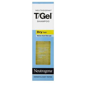 Neutrogena T/Gel Dry Hair Anti-Dandruff Shampoo (125ml)