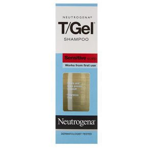 Neutrogena T/Gel Sensitive Scalp Anti-Dandruff Shampoo (125ml)