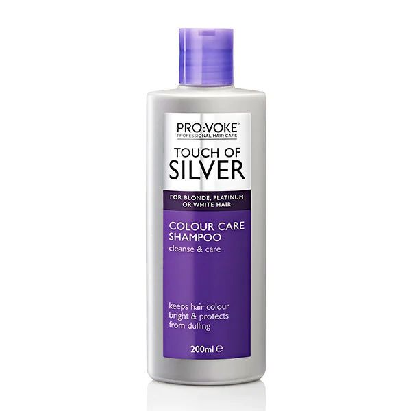 Pro:Voke Touch of Silver Shampoo (200ml)
