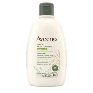 Aveeno Daily Moisturising Body Wash (500ml)