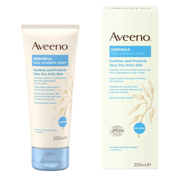 Aveeno Dermexa Daily Emollient Cream (200ml)