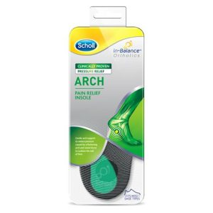 Scholl Arch Pain Relief Insoles