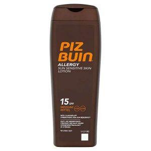 Piz Buin Allergy Sun Sensitive Lotion SPF15 (200ml)