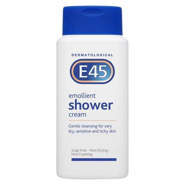 E45 Shower Cream for Dry & Sensitive Skin (200ml)