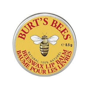 Burt's Bees Beeswax Lip Balm Tin (8.4g)