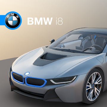 Bmw I8 Playcanvas