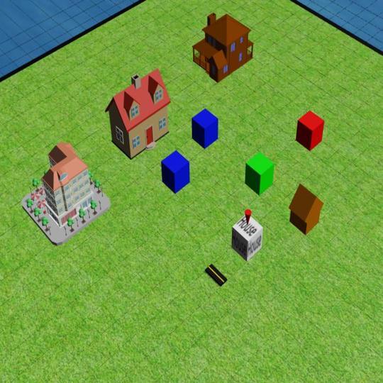 Overview | Dashboard | City Builder | PlayCanvas | 3D HTML5